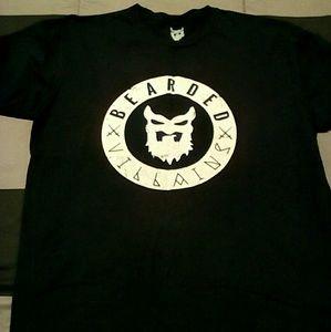 Bearded Villains T-shirt